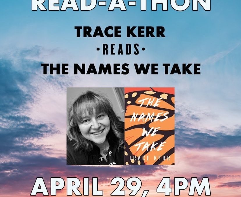 Instagram Live #ReadAThon!